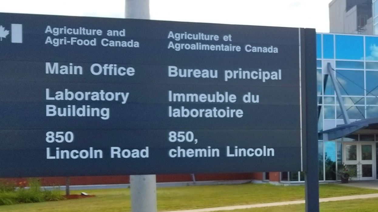 Agriculture & Agri-Food Canada Has Jobs That Pay $61K If You Have A High School Diploma