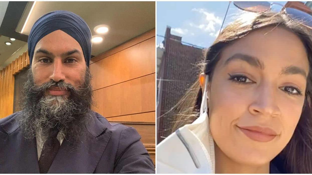Jagmeet Singh And AOC Are Gaming Together This Friday & Here's How To Tune In