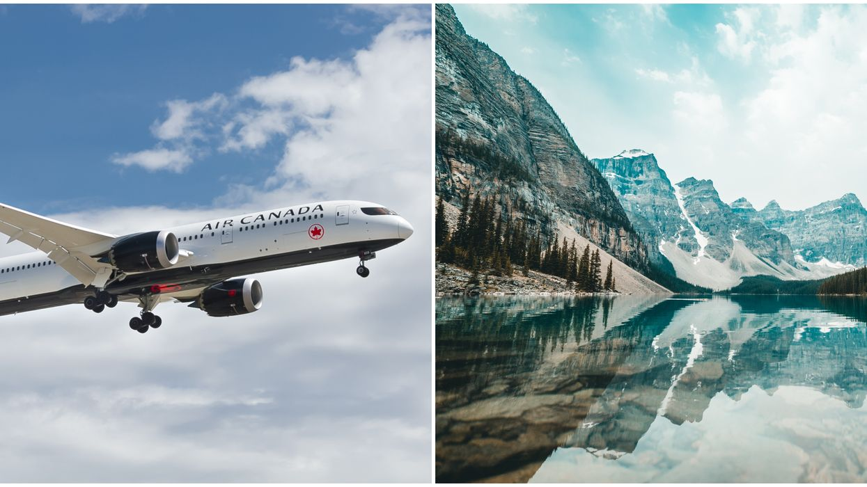 Air Canada Black Friday Deal Has 1 Million Seats On Sale For Flights Around The World