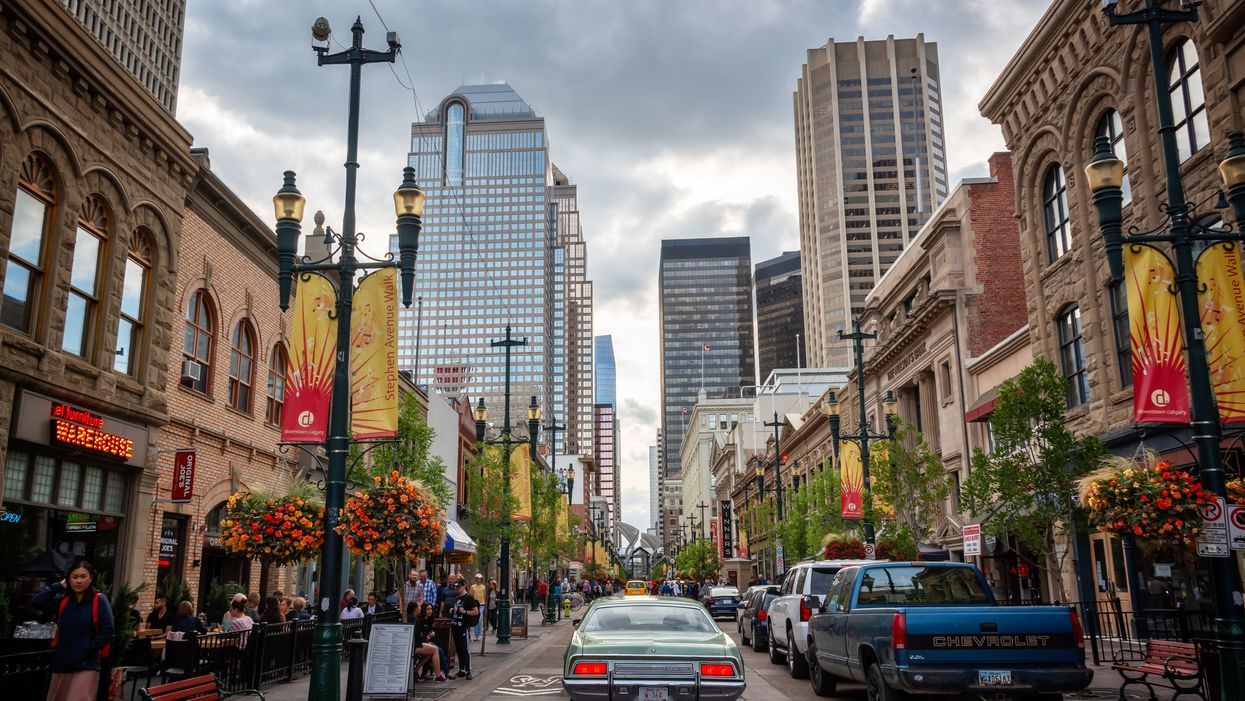 You Can Get Fined $1,000 For Hanging Out With Your Friends In Alberta