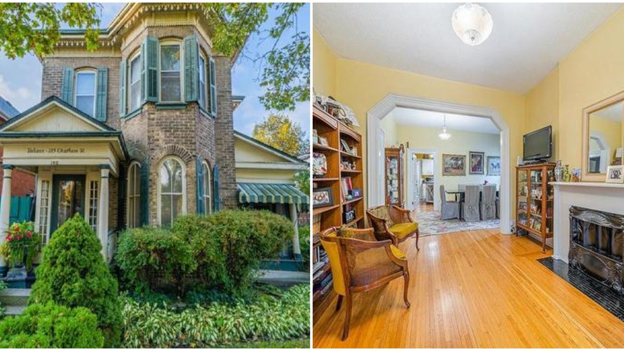 This Fairytale Home Near Toronto Has 6 Bedrooms & Costs Less Than $570K (PHOTOS)