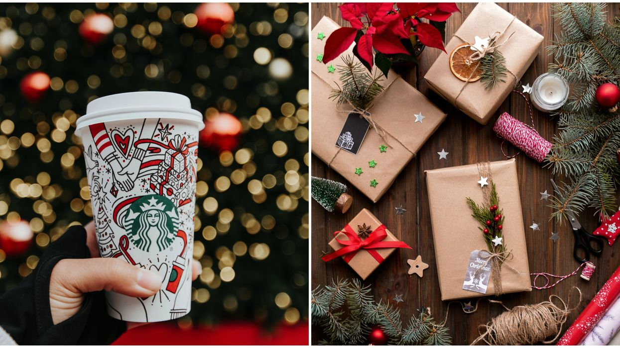 You Could Win Holiday Gifts Just By Giving Your Opinion On This Canadian Survey Platform