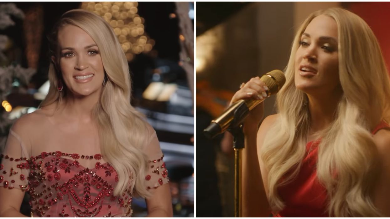 Carrie Underwood Is Teaming Up With Cracker Barrel To Put On The Ultimate Holiday Musical