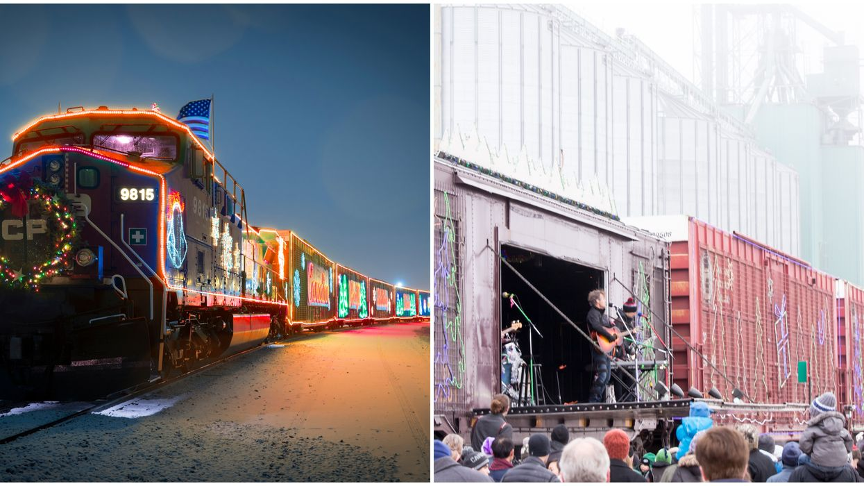 Canadian Pacific Is Throwing A Virtual Concert Tonight But It Won't Have The Holiday Train