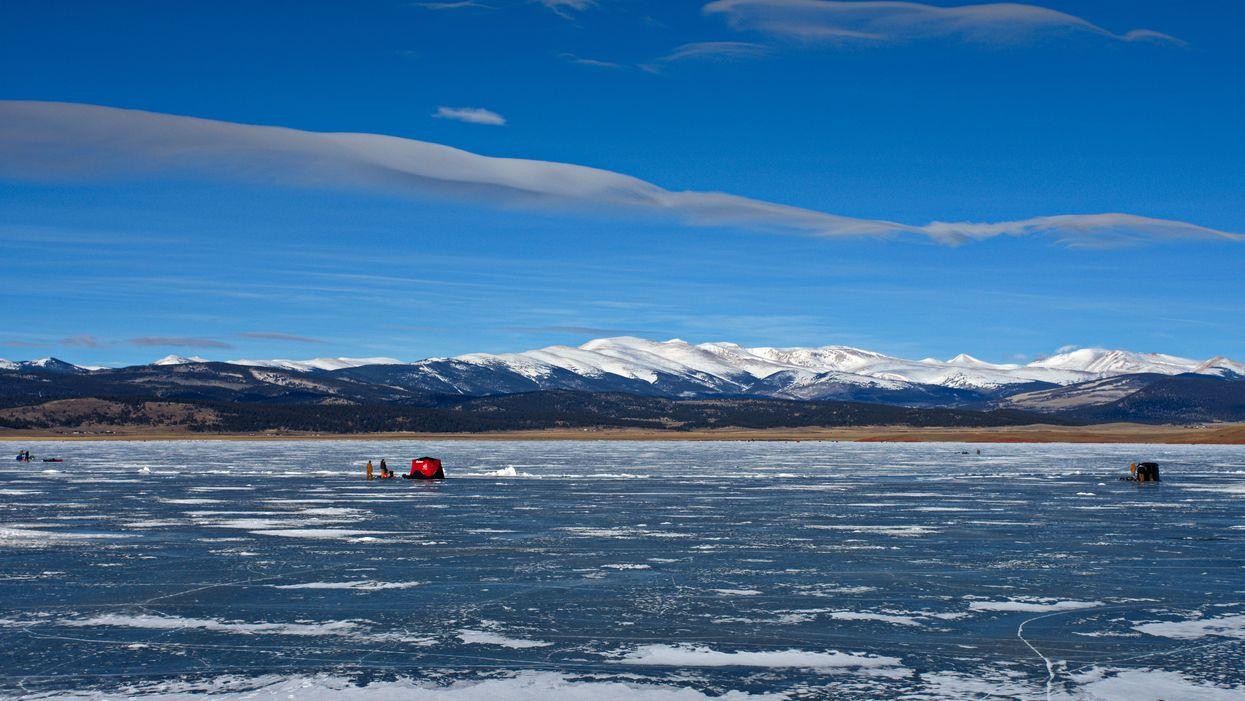 The Coldest Spot In Colorado This Morning Was Actually Way Colder Than Antarctica