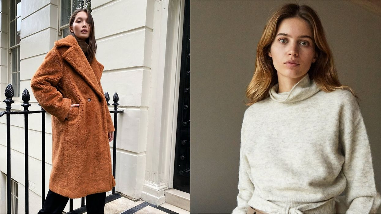 Aritzia Canada Sale For Winter Is Up To 60% Off & You Can Get Cozy Clothes For The Season