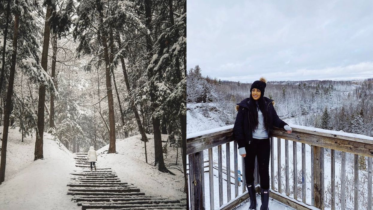 8 Wondrous Winter Places In Toronto That Will Make You Forget You're In A City