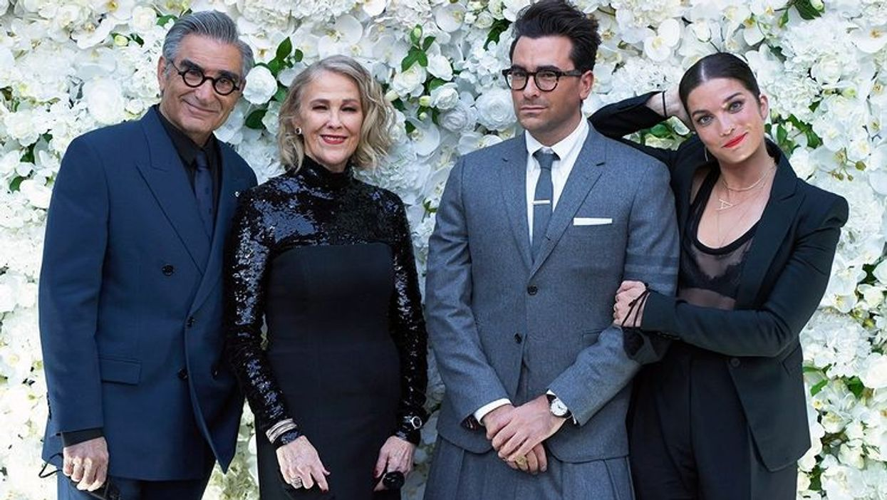 6 Times The Cast & Fans Of Schitt's Creek Stole The Hearts Of Canadians In 2020