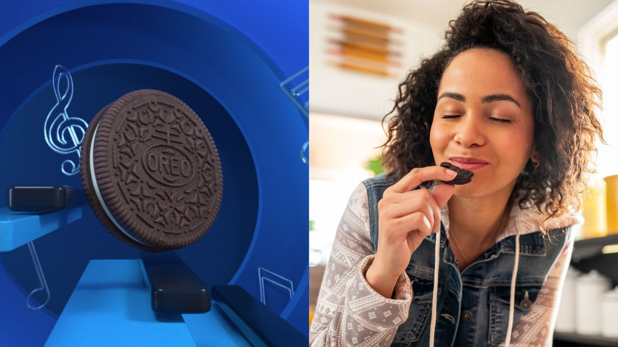 You Can Win Lady Gaga Tickets From OREO By Sharing A Musical Message This Winter