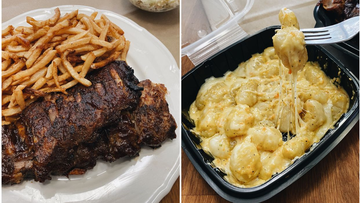 Bâton Rouge's New Twist On Mac 'N Cheese Is What Carb-Heaven Dreams Are Made Of