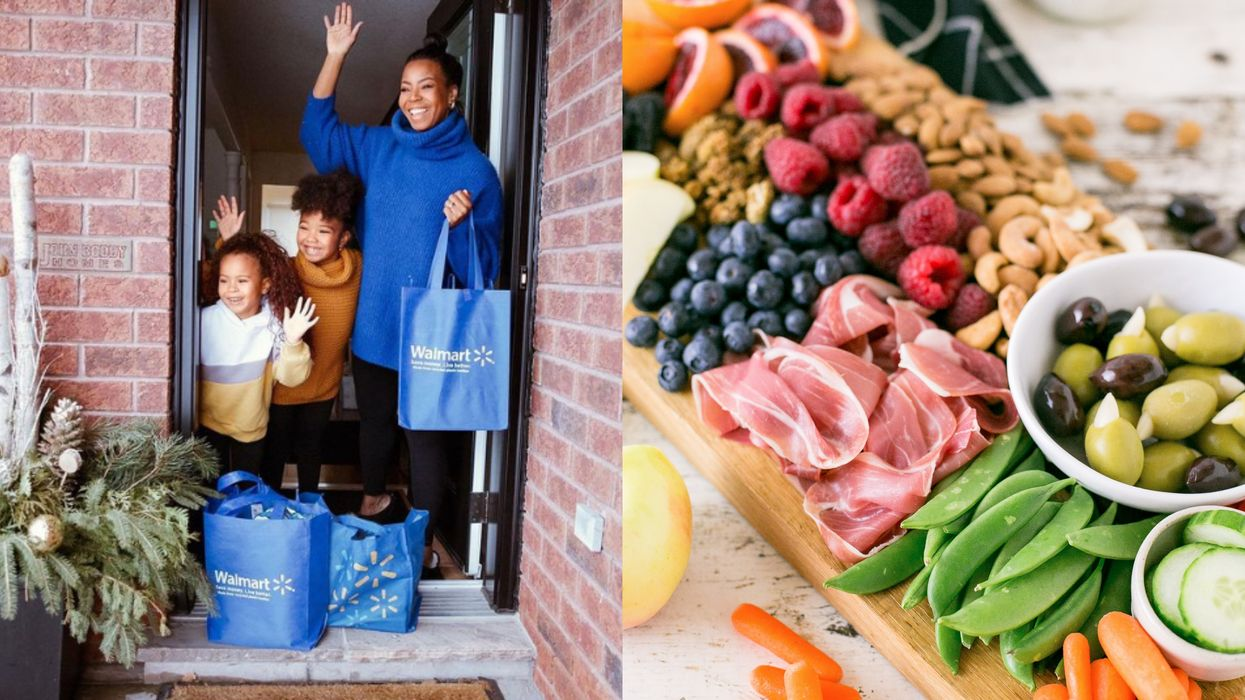 Walmart Online Grocery Now Offers Same-Day Delivery On All Your Favourite Items