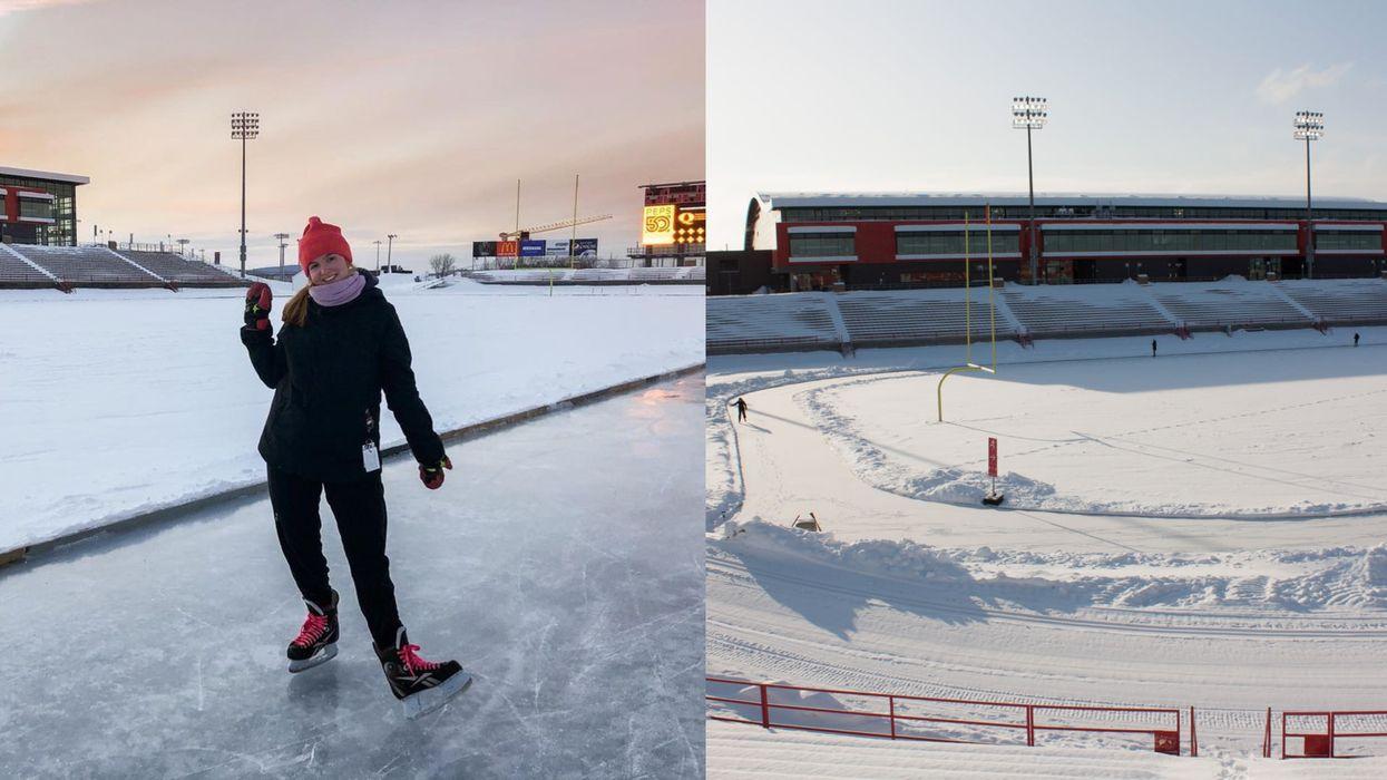 Activités extérieures à Québec : l'Université Laval transforme son campus pour l'hiver