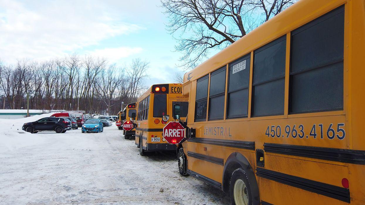 COVID-19 : Voici la situation dans les écoles du Québec depuis le retour des Fêtes