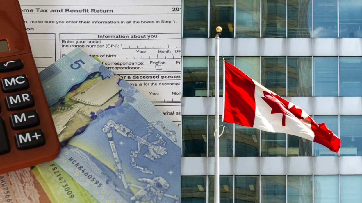 Tax Season In Canada Is Set Be So Confusing The Feds Hired A Private Company To Help