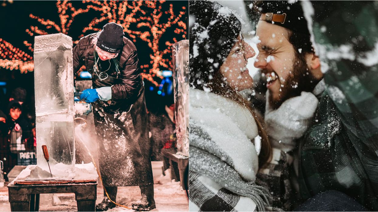 9 Free Activities You Can Do With Your Favourite Person During Winterlude