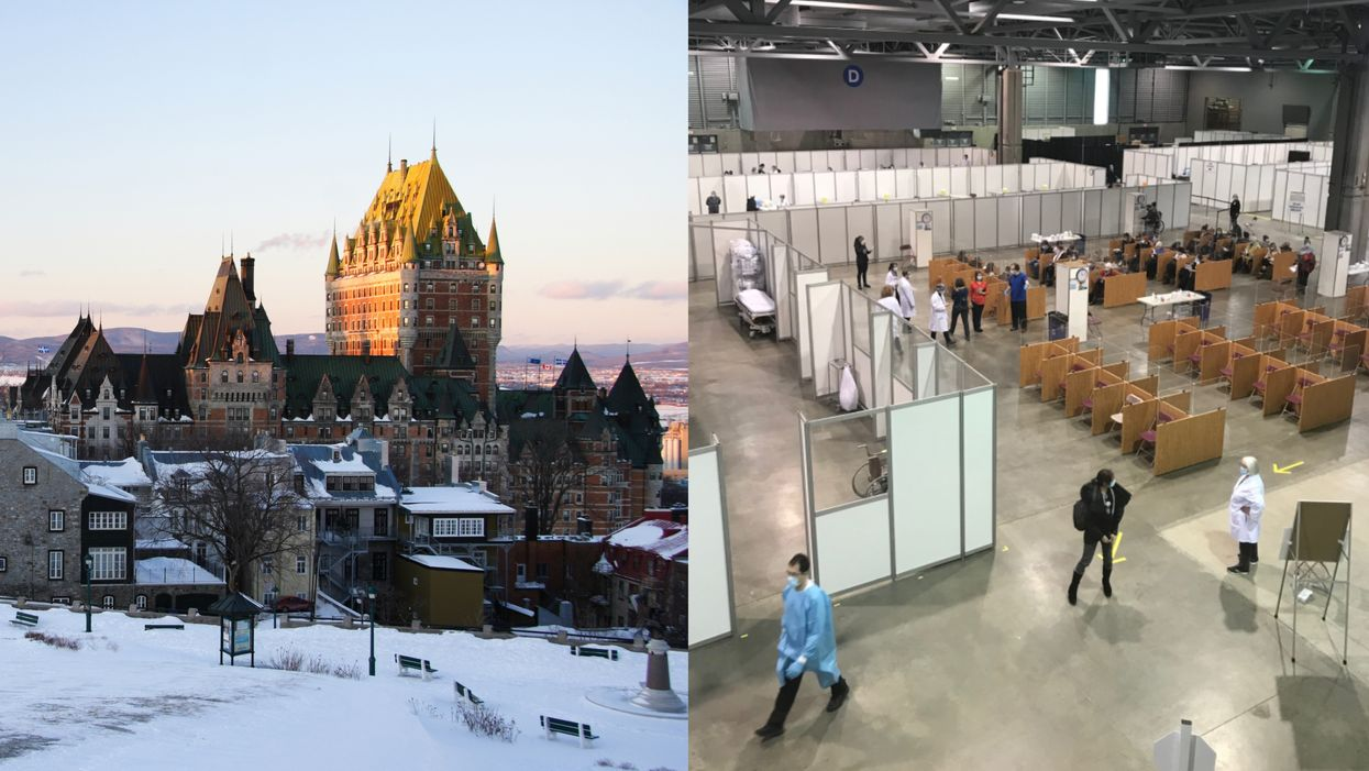 Où se faire vacciner contre la COVID-19 à Québec? Voici tous les détails