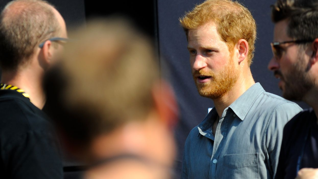 Prince Harry Just Revealed Why He Left Royal Life