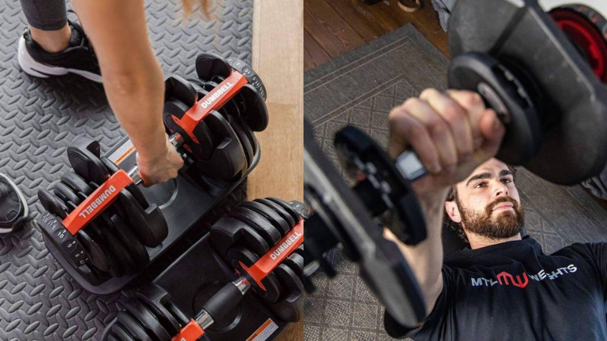 Cette compagnie québécoise vend de l'équipement de gym à un prix ultra abordable