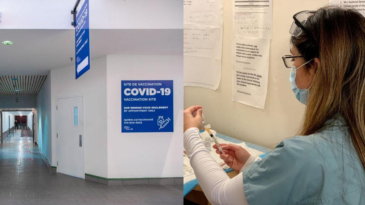 Quand vais-je mon rendez-vous de vaccination au Québec?