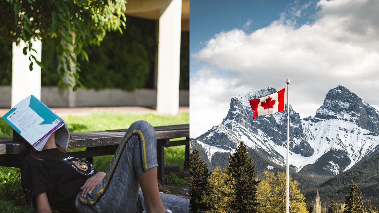 Canada Ranked Among The Top Countries Where Students Say Their Mental Health Is Suffering
