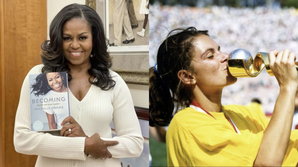 Michelle Obama & 8 Others Are Being Inducted Into The Women's Hall of Fame