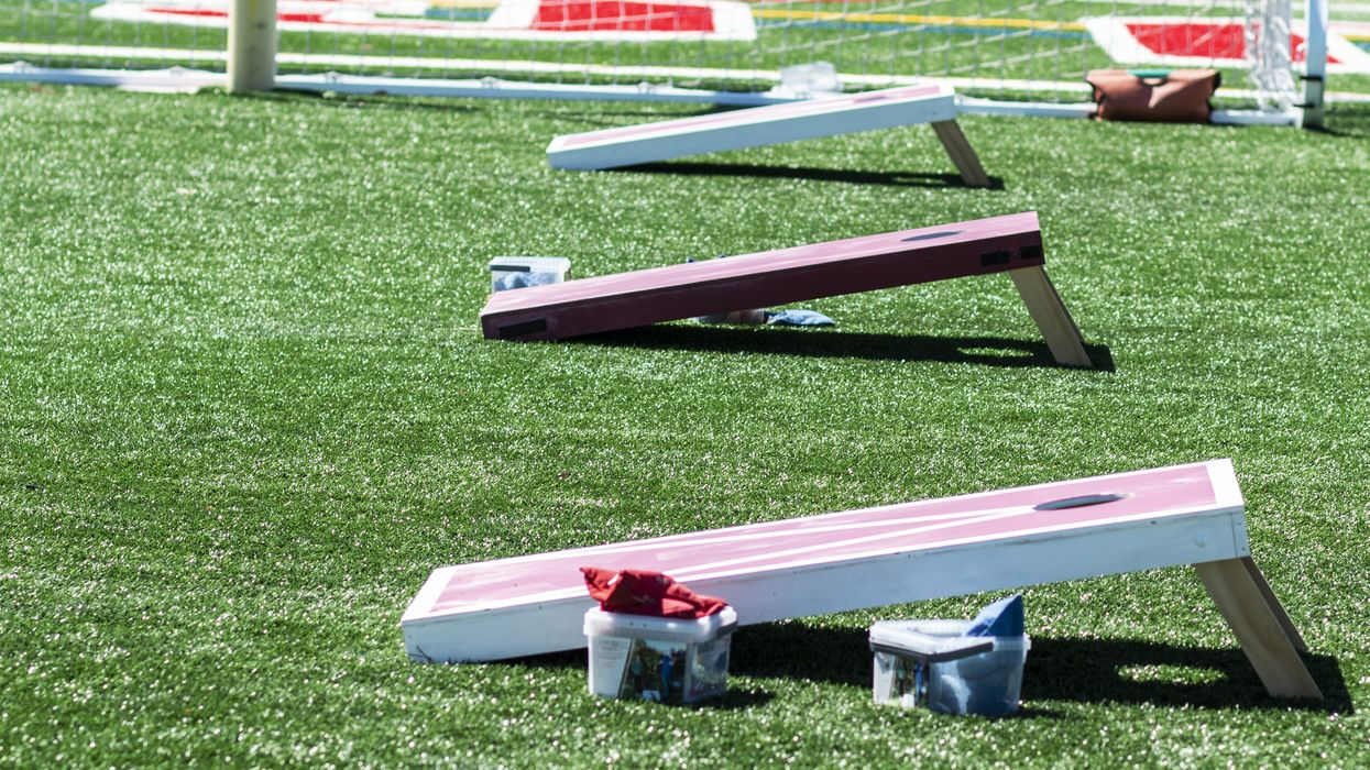 You Can Get Paid $1,000 To Play Cornhole In Your Backyard This Spring