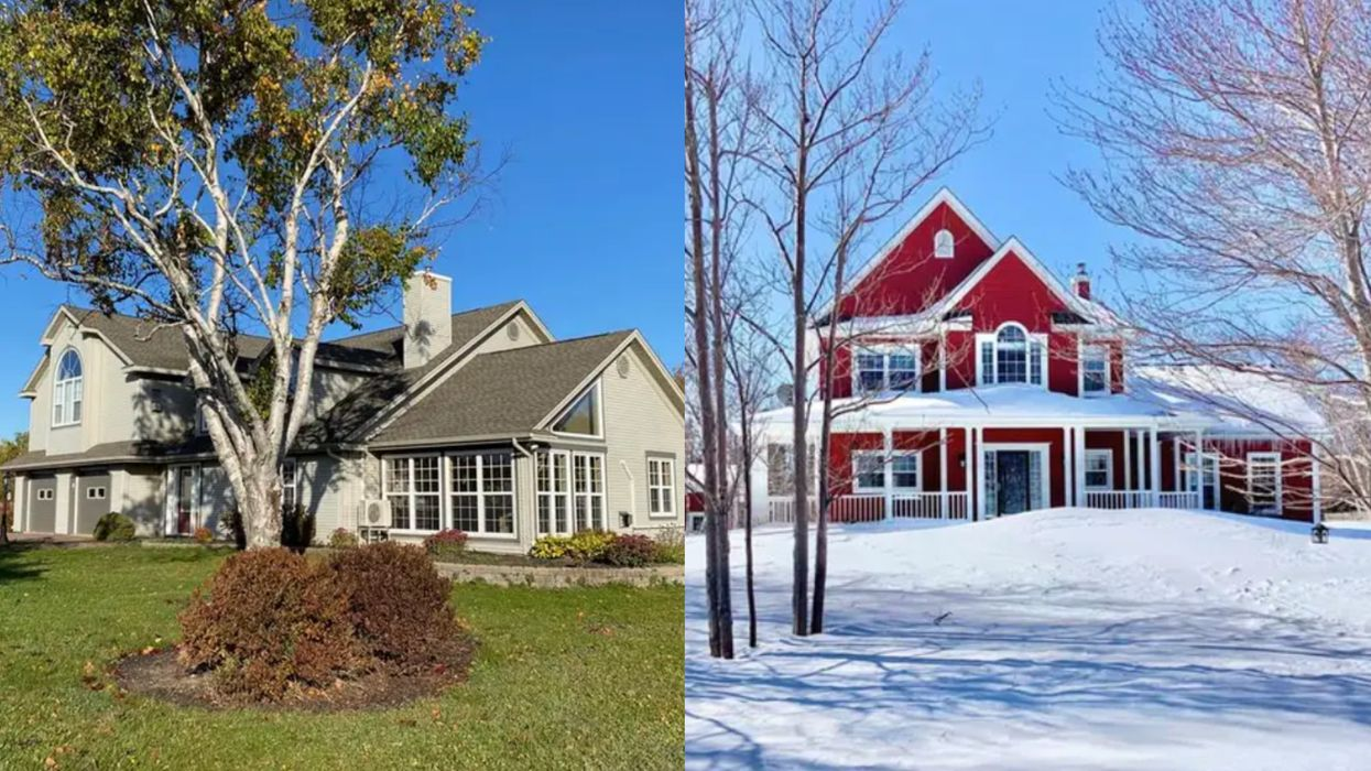 New Brunswick Says It's Full Of Affordable Mini-Mansions & These Listings Prove It