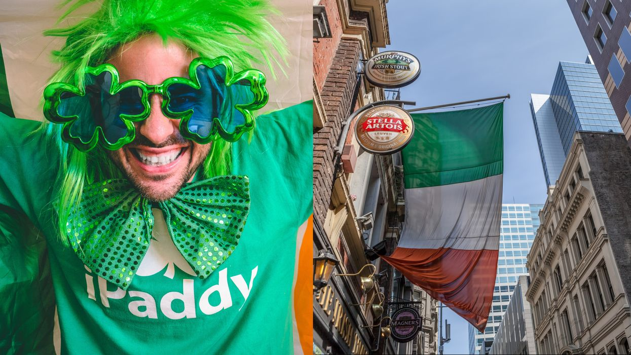 The Best Ways To Celebrate St. Patty's Day Virtually