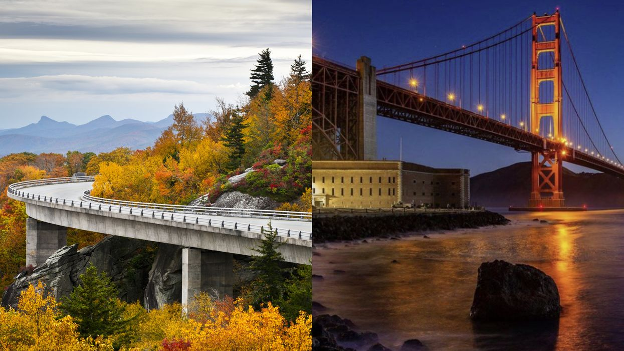 These Are The Most Popular US Parks & They're Not What You'd Expect