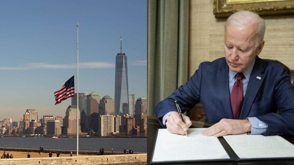 Joe Biden Orders US Flags To Fly At Half Staff In Honor Of Atlanta Shooting Victims
