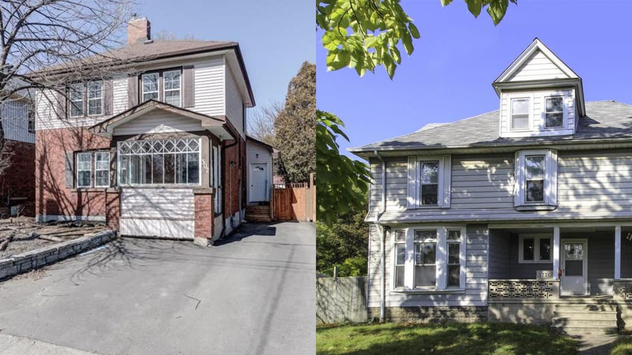 6 Ontario Cities Where You Can Get Massive Homes For Under $500K