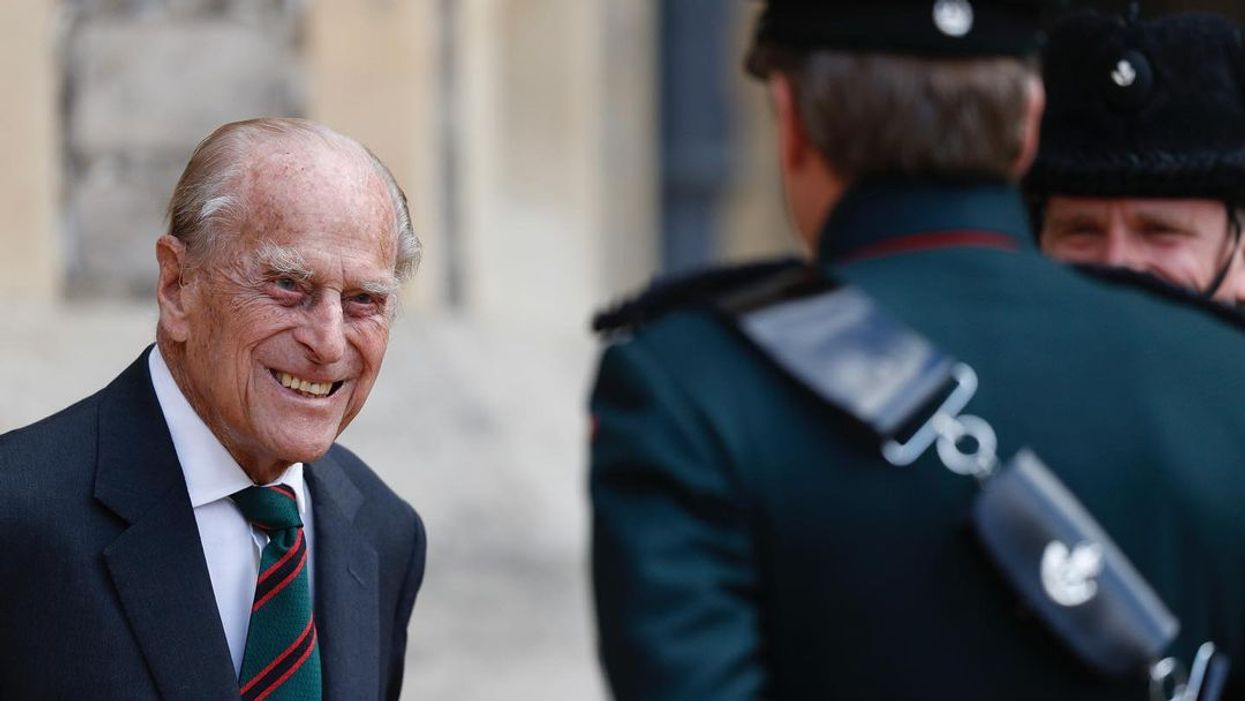 Canada Celebrates Prince Philip's Life With A $200K Donation To His Award For Young People