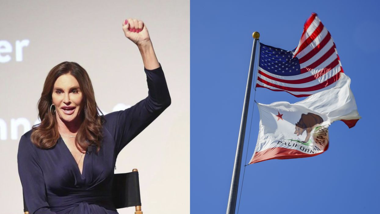 Caitlyn Jenner Might Be Running For California Governor This Year