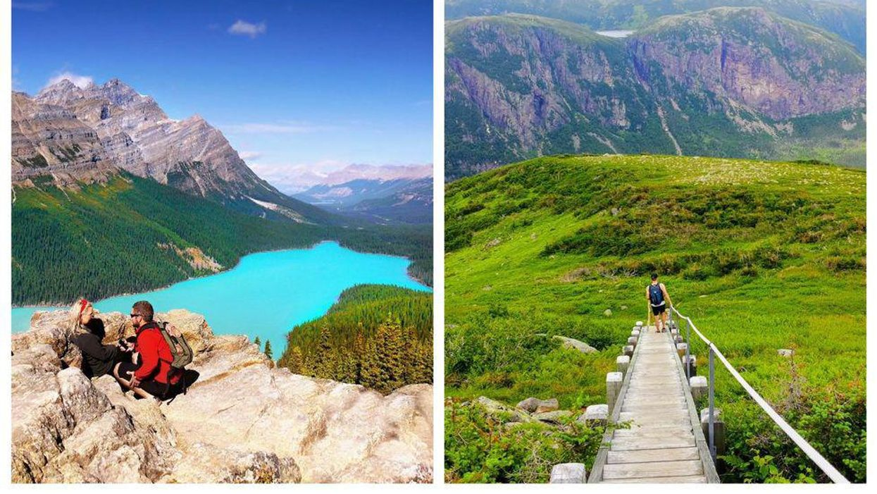 Canada's Best National Parks Were Ranked & The Top 5 Are Breathtaking