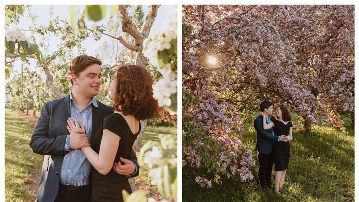 Jacob Roberge de Star Académie a demandé sa copine en mariage de la manière la plus cute