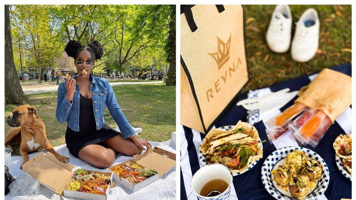 9 Toronto Picnics To-Go That Will Take Your Park Date To The Next Level