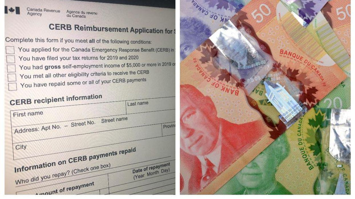 Eligible Canadians Who Repaid CERB Get Money Back Starting Today