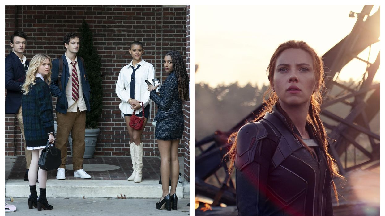 Here's All The New Shows You'll Want To Watch In July 2021