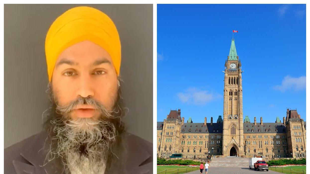 Saskatchewan Residential Schools: Jagmeet Singh Called Trudeau Out For His Response