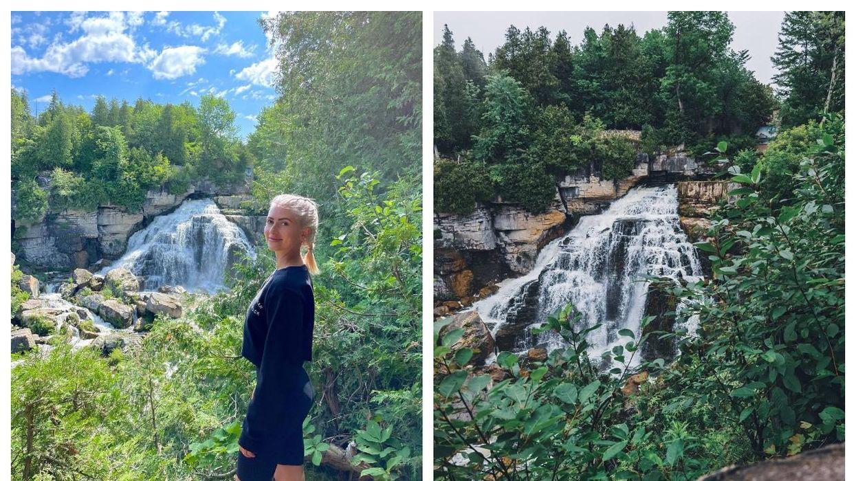 Chutes en Ontario : Les Inglis Falls de 18 m valent le « road trip »