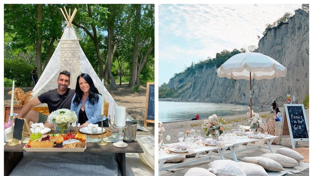Toronto Picnics That Make Alice In Wonderland Look Like Amateur-Hour