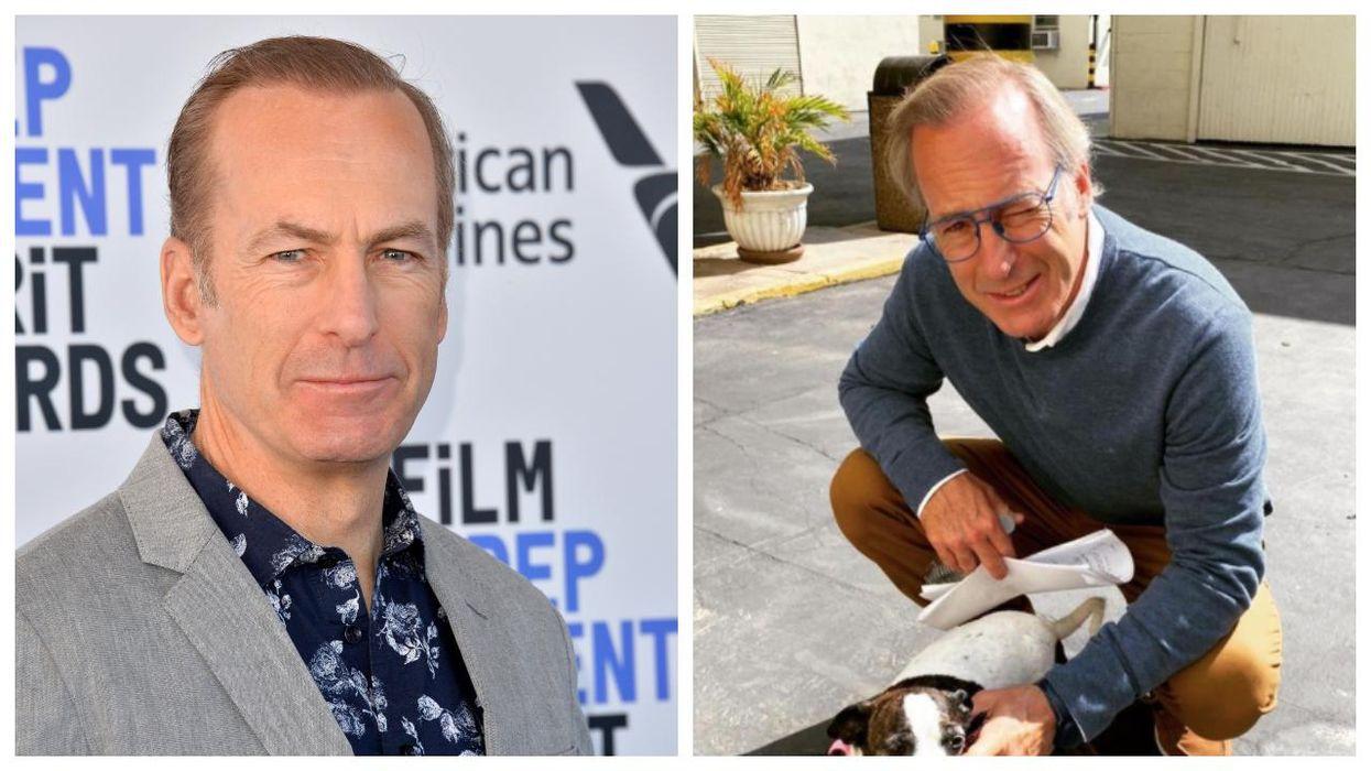 Better Caul Saul Actor Bob Odenkirk Collapses On Set