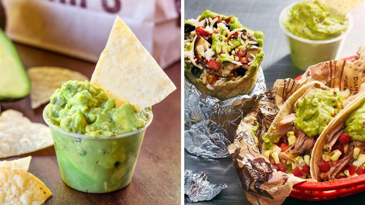 For Once, Guac Is NOT Extra When You Order Food Online At Chipotle