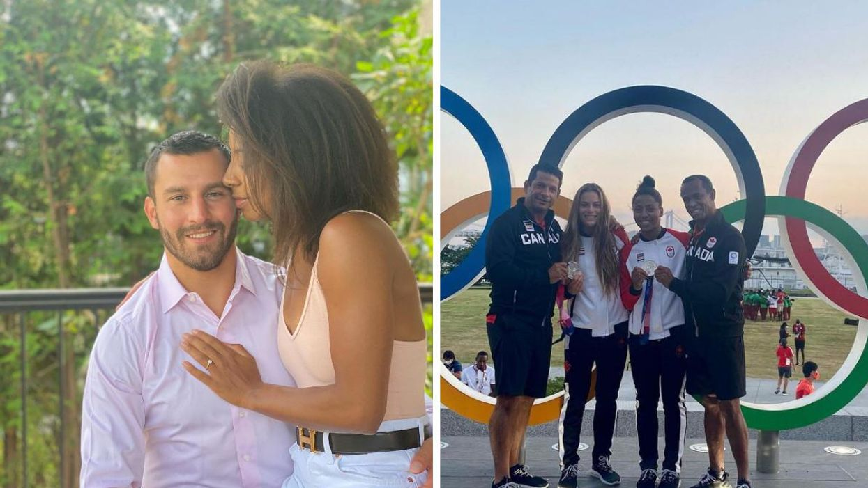 Jennifer Abel Got Engaged After Coming Home From Tokyo Olympics