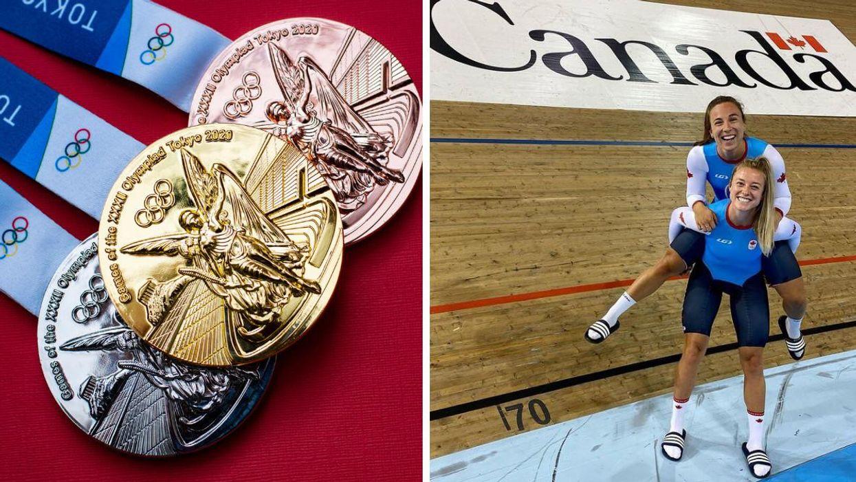 Jeux olympiques Tokyo 2020 : Toutes les médailles du Canada