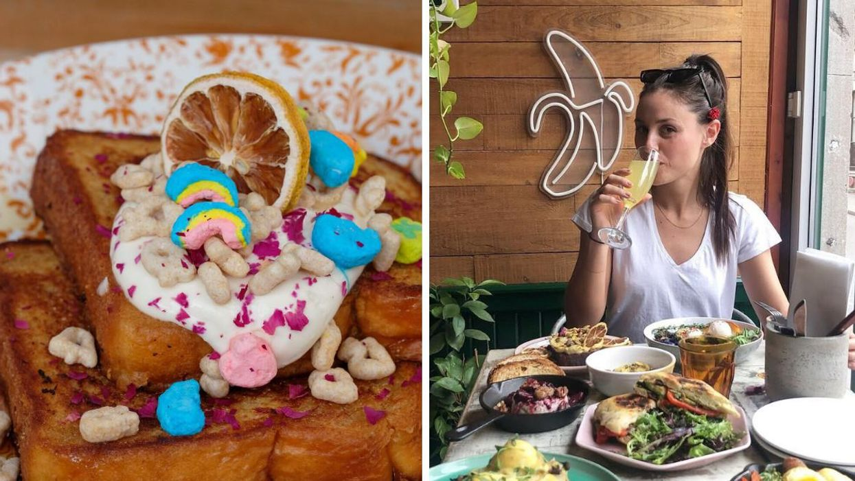 Le Tommy Café offre un menu brunch épique à Montréal