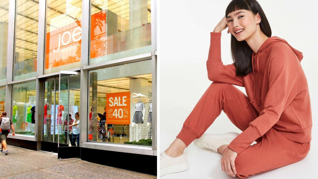 9 New Arrivals From Joe Fresh That Look Cozy AF & Cost Less Than$35