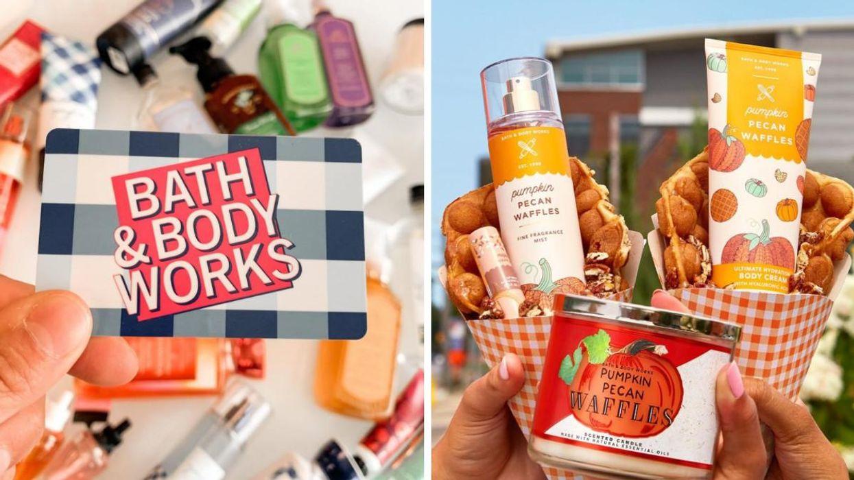 Bath & Body Works lance ENFIN sa boutique en ligne au Canada cette semaine