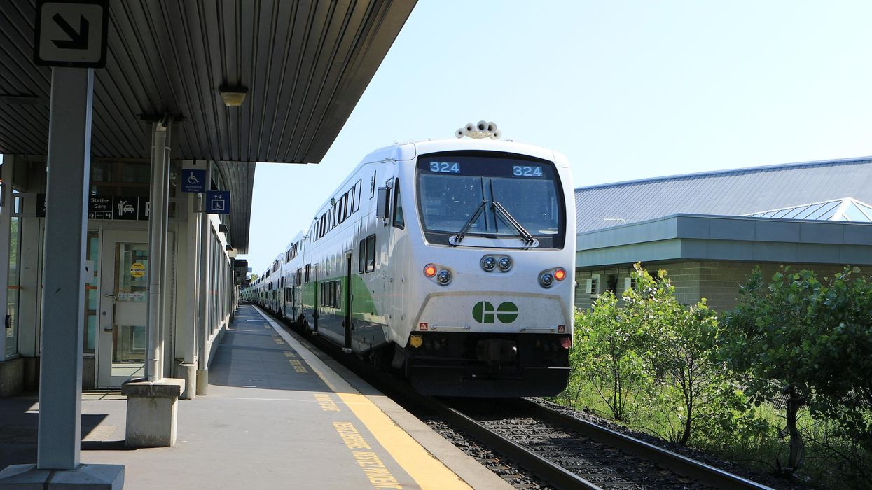 The GO Train Is Expanding & You'll Be Able To Get To London From Toronto In About 4 Hours