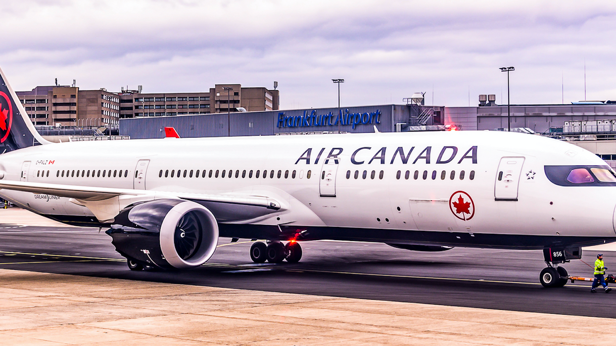 Air Canada Staff Allegedly Forced A 12-Year-Old Passenger To Remove Her Hijab